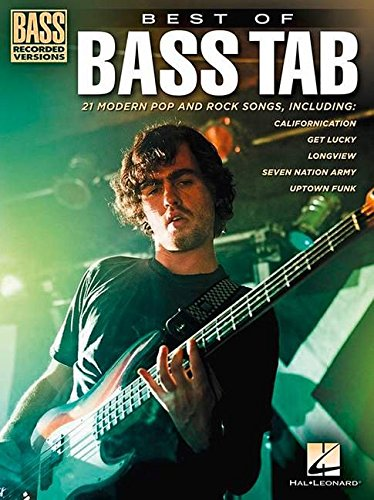 Best Of Bass Tab - Bass Recorded Versions