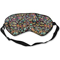 Art Creative Picture Sleep Eyes Masks - Comfortable Sleeping Mask Eye Cover For Travelling Night Noon Nap Mediation... preisvergleich bei billige-tabletten.eu