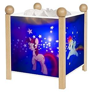 Trousselier 4353GB 12V Magic Lantern My Little Pony Noche Lámpara