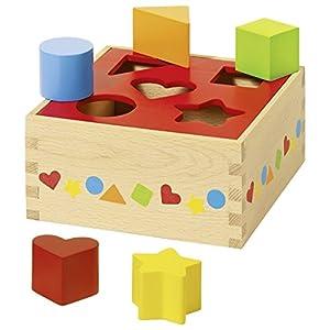 GoKi - Juguete para apilar y encajar (58580) (importado) , Modelos/colores Surtidos, 1 Unidad