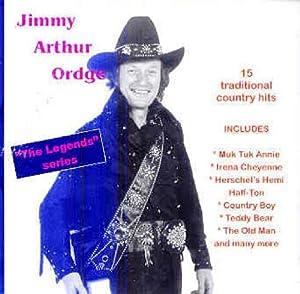 Jimmy Arthur Ordge