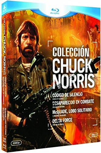 Pack Chuck Norris (Blu-Ray) (Import) (2012) Chuck Norris; M. Emmet Walsh; Le