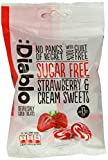 Diablo Sugarfree Strawberry & Cream Sweets, 4er Pack (4 x 78 g)