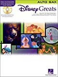 Disney Greats - Alto Sax (Book/CD Package)