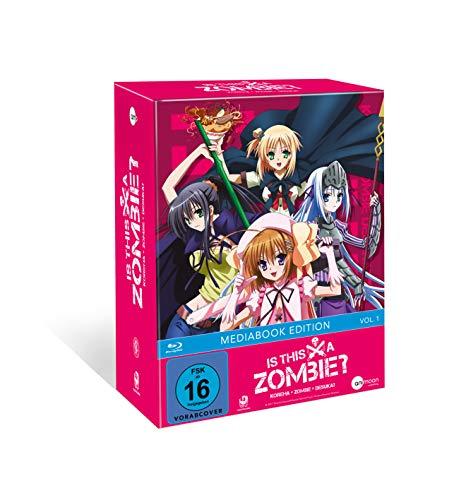 Vol. 1 (Limited Edition Mediabook) [Blu-ray]