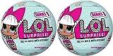 Set of 2 LOL Surprise Dolls Series 1- MG...
