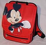 Mickey Mouse Schultasche rot Rucksack