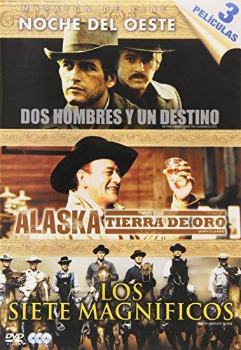 Pack Noche del Oeste [DVD]