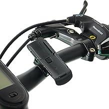 1stStop4All - Sostenedor del montaje del GPS del manillar de la bici del motor de la bicicleta para Garmin GPSMAP 62 / 62s / 62st / 62sc / 62stc; Garmin Dakota 10/20; Garmin Oregon 200/300 / 400t / 400i / 400c / 450 / 450t / 550 / 550t; Garmin Colorado 300 / 400c / 400i / 400t; Enfoque Garmin G3 / G5; Garmin eTrex 10 20 30; Garmin Rino 610 650 655T; Garmin Astro 320