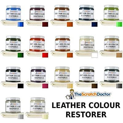250ml Leather Colour Restorer for Leather Sofas, Chairs, etc.