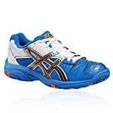 ASICS Sneaker Gel-Blast 5 Gs blau/weiß/orange EU 37.5