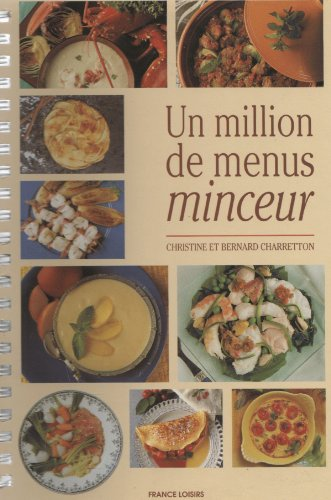 Un million de menus de minceur