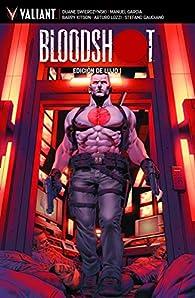 Bloodshot DX. 1 par Duane Swierczynski