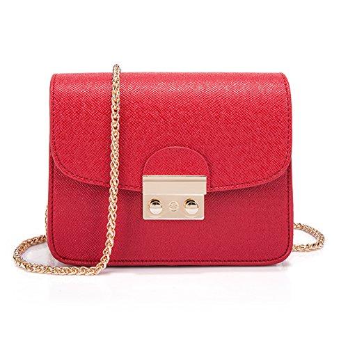 Sacs de dames/ sac à chaîne sauvage/Paquet sur le verrou de l'épaule/Incline sac à bandoulière/Mini sac à main-D B