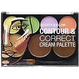 City Color Contour&correct Cream Palette