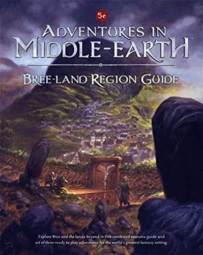 The One Ring RPG Bree-land Region Guide: Adventures in Middle-Earth