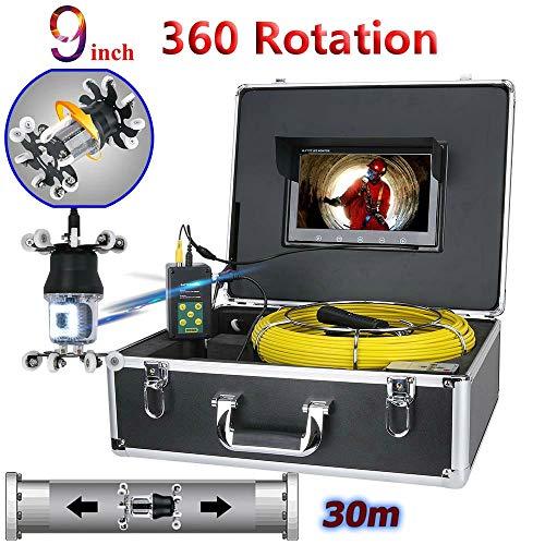 XIAODONGDONG Cámara Video inspección tuberías 9