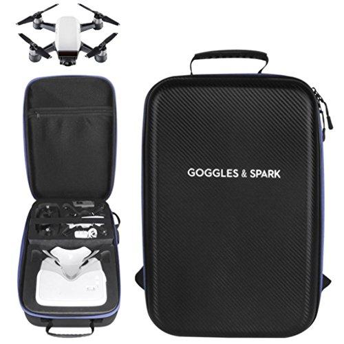 Bescita Schultertasche für DJI Spark / DJI VR Brille, Outdoor Case Wasserdichte Tasche Rucksack...