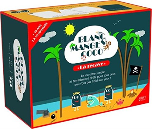 Blanc manger coco - extension N°1 La Recave - Le jeu ultra simple et terriblement drôle par COLLECTIF