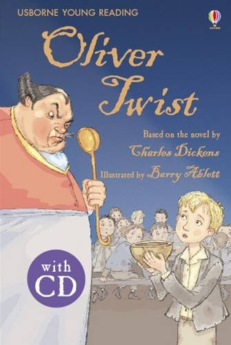 Oliver Twist. Level 3 (+CD) (Young Reading CD Pack)