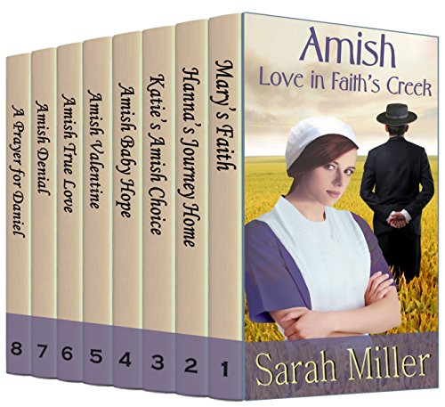 Amish Love In Faith S Creek 8 Complete Books In One Boxed Set Inspirational Amish Romance Bundle