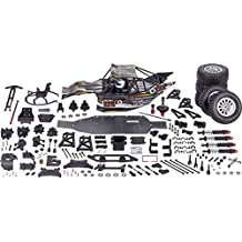 Automodello Reely Dune Fighter 110 Buggy Elettrica 4WD In kit da costruire