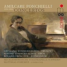 Concertos pour trompette op 123, 146 & 198. Concerto pour euphonium op 155