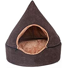 Pet harem Caseta de perro extraíble Yurt Doghouse Teddy Small Dog Cat Cat Litter Closed Pet
