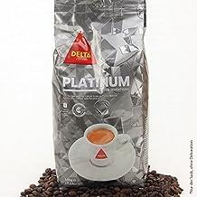 DELTA Café en granos - PLATINUM/PLATINA (café en granos) - 3 paquetes