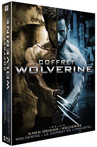 coffret-wolverine-x-men-origins-wolverine-wolverine-le-combat-de-limmortel-blu-ray