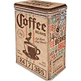 Nostalgic-Art 31120 Coffe & Chocolate - Coffee Sack, Retro Aromadose