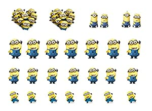 Easy to use, High Quality Nail Art For Every Occasion! Minions