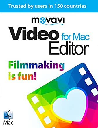 Movavi Video Editor for Mac 4 Personal Edition [Download]