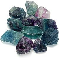CrystalTears Nature Fluorit Steine Rohsteine Rohsteine Edelsteine Wassersteine Dekoration Stein Trommelsteine... preisvergleich bei billige-tabletten.eu