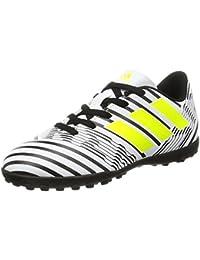 free shipping 018ae d9afd Adidas Nemeziz 17.4 TF J, Chaussures de Football garçon