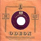 Bostic, Earl / Liebestraum / Song Of The Islands / Odeon 37-29043 / Firmen-Loch-Hülle / 7 Zoll Vinyl Single Schallplatte SP / Deutsche Pressung /