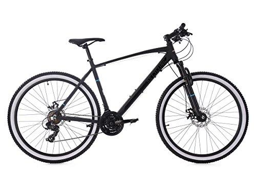 KS Cycling Mountainbike 27,5'' Larrikin schwarz Aluminiumrahmen RH51cm