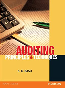 Auditing: Principles and Techniques by [Basu, S. K.]