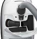 Miele S 8340 Ecoline Bodenstaubsauger (1200 Watt, AirClean-Filter) weiß -