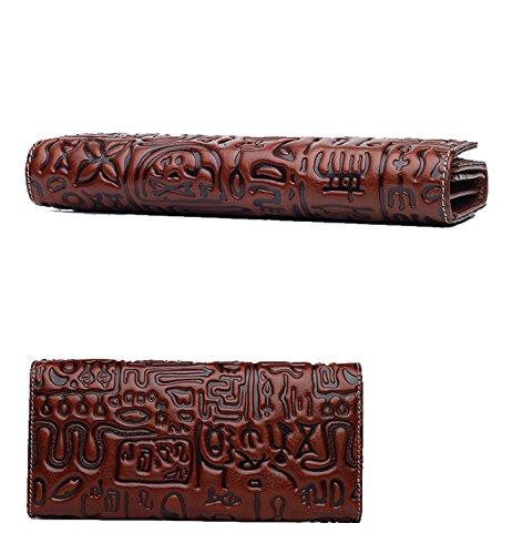 Keshi - Sac à main femmes - Porté MAIN et EPAULE cuir De Vache Orange