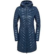 The North Face W Thermoball Parka Eu - Parka para mujer, color azul, talla M