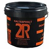 2R Kaltasphalt 25 kg Eimer Körnung 0-8 mm