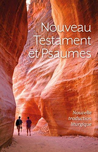 Nouveau Testament Et Psaumes par