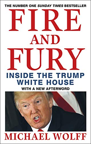 Fire and Fury (English Edition) -