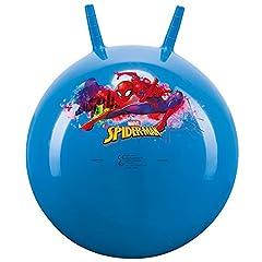 Idea Regalo - Smoby Palla per saltare, per interni/esterni,rigonfiabile, robusto,per la ginnastica dei bambini