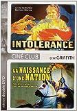 Intolerance / naissance d'une nation - Coffret 2 DVD