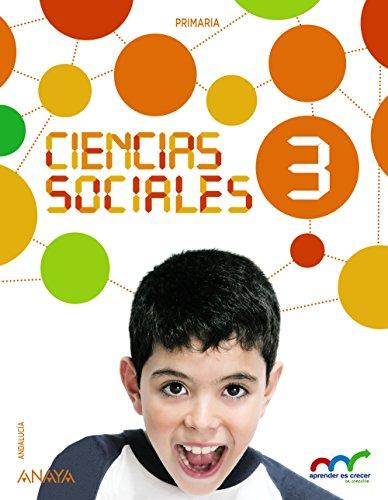 Ciencias Sociales 3. (Con Social Science 3 In focus.) (Aprender es crecer en conexión) - 9788467848625 por Carlos Marchena González
