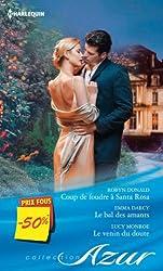 Coup de foudre à Santa Rosa - Le bal des amants - Le venin du doute : (promotion) (VMP)