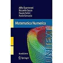 Matematica Numerica (UNITEXT, Band 77)