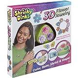 Shrinky Dinks 3D Flower Jewelry by Shrinky Dinks
